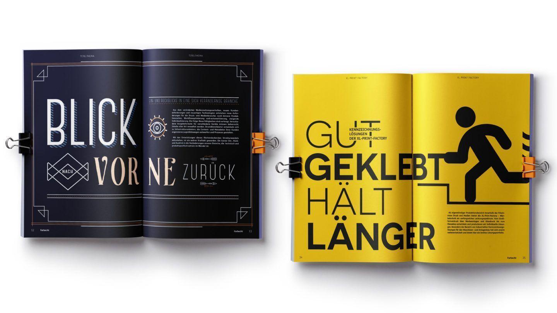 Frischmann Farbecht Magazin