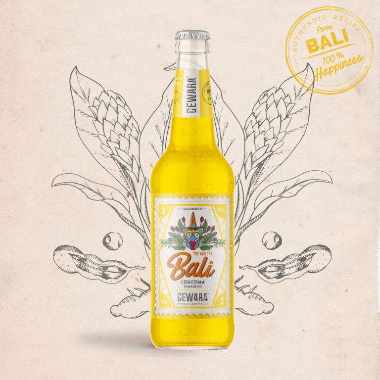 Gewara Flasche Bali
