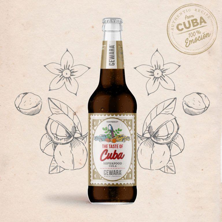 Gewara Flasche Cuba