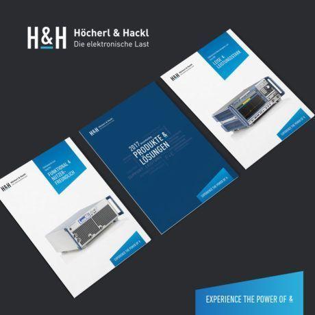 Höcherl und Hackl Katalogtitel