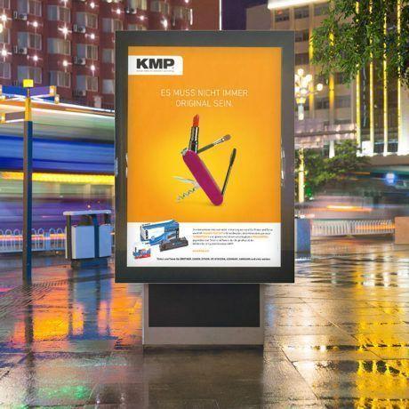 KMP Plakat