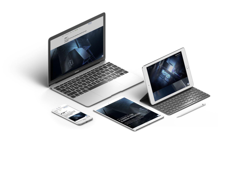 Feintool Website