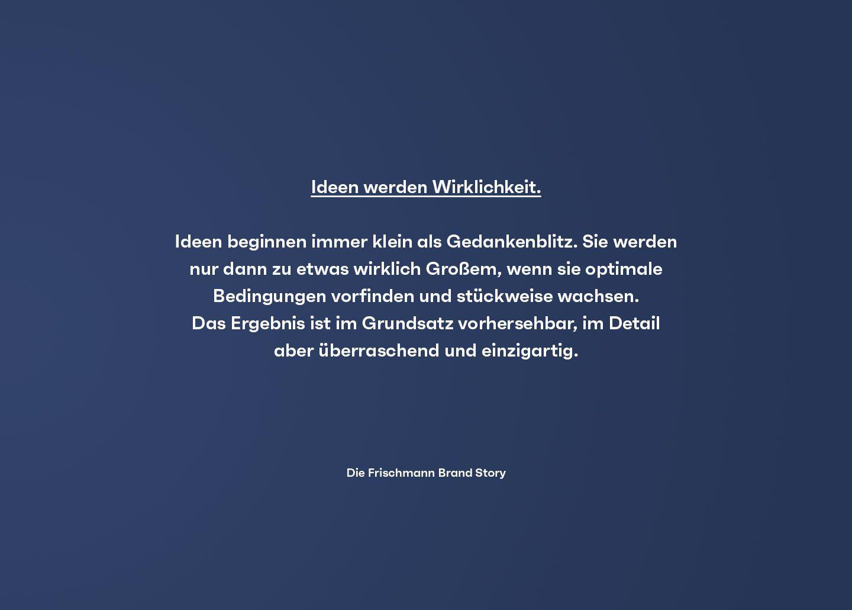 Frischmann Brand Story