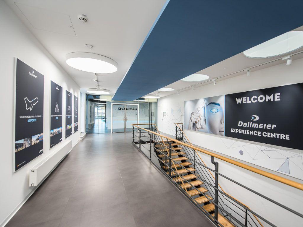 Dallmeier Experience Center Gebäude