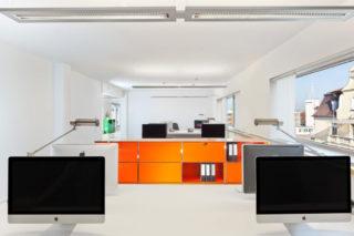 Agentur Büroräume