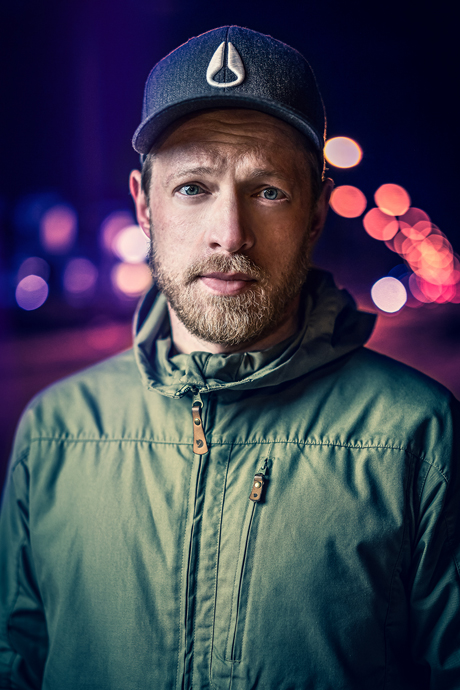 Projektmanager Marc Windmeißer